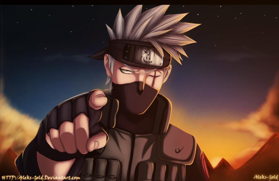 Kakashi Kamui Naruto