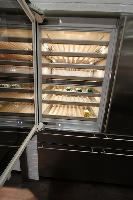 Dwell on Design 2013 Kitchens Refrigerator GE Monogram