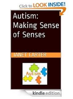 Making Sense of Senses Autism book