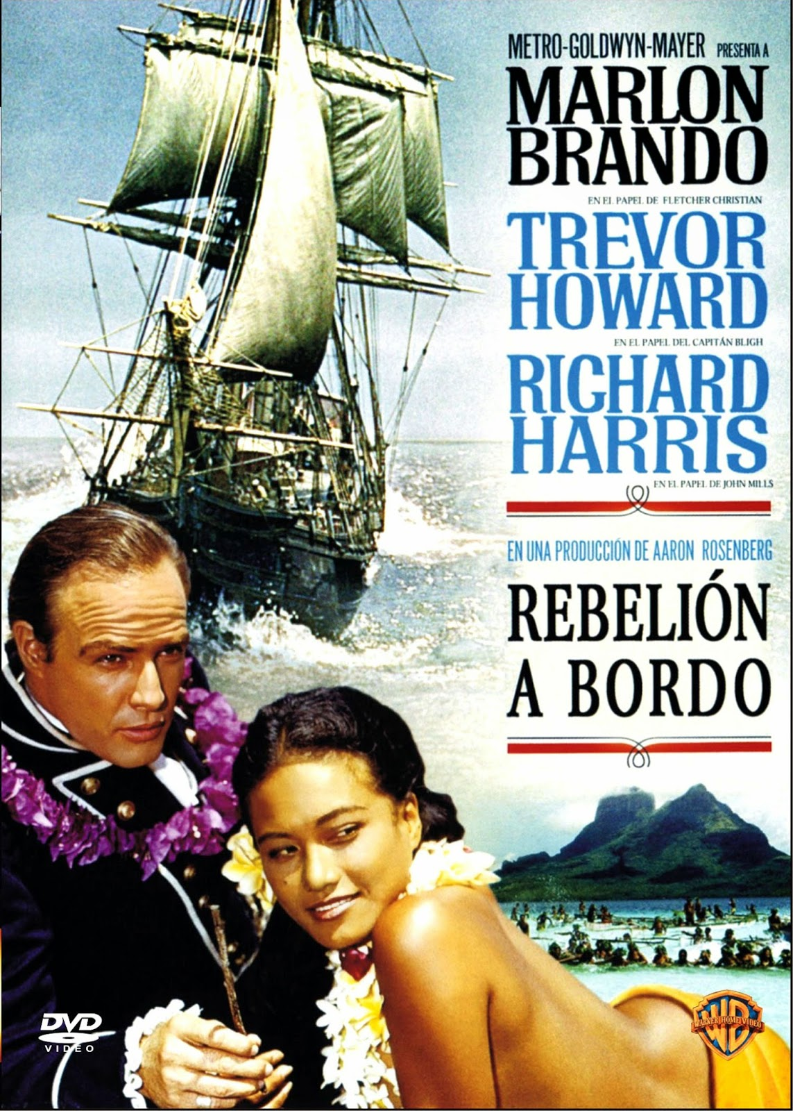 Rebelion A Bordo (1962)