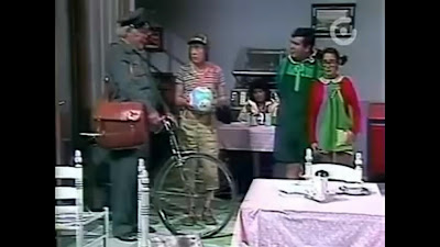 Chaves - O Pai do Chaves