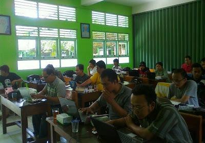 [blogspot] workshop marketing online pemuda muhammadiyah kotagede