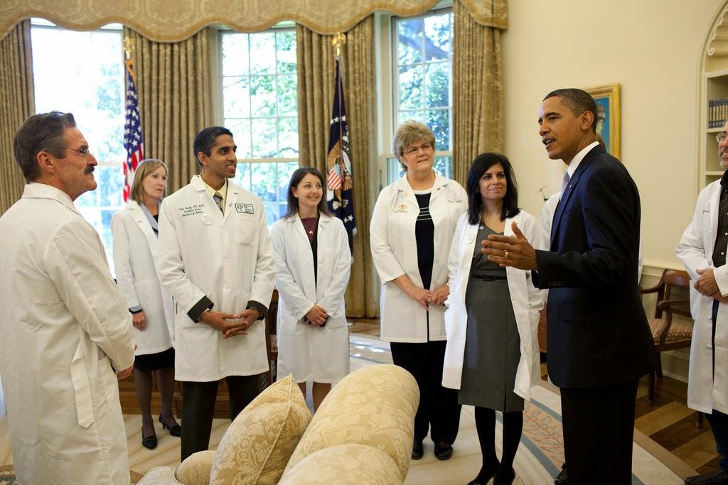 Demand for U.S. doctors