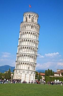 foto de La torre inclinada de Pisa