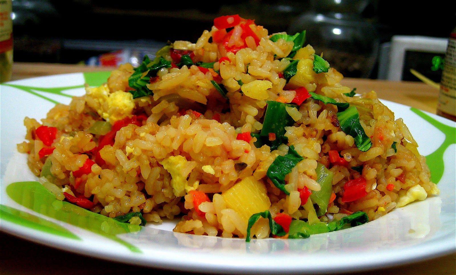 how to cook thai fried rice
