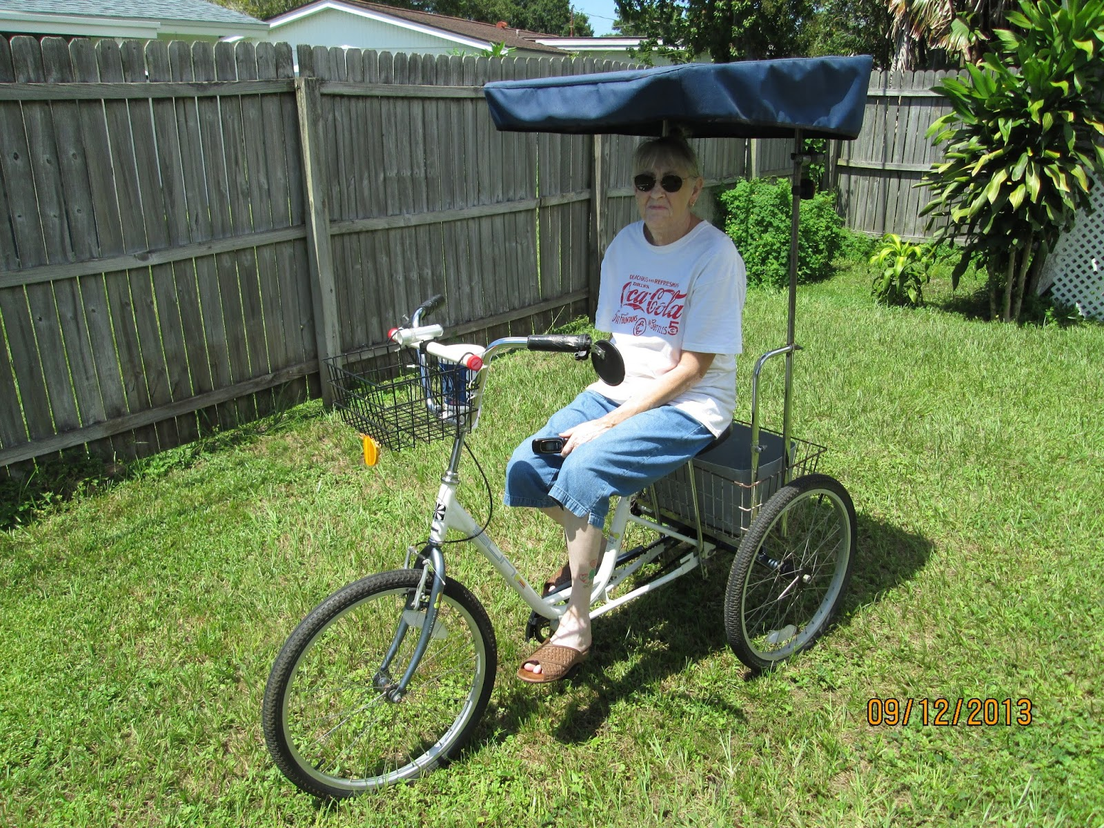 Our receipt from a pawn shop (after leaving the trike with them for a loan) listed the wrong serial number. Vickie purchased the tricycle from a private ... & justRLuck: January 2017