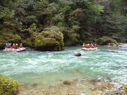Activités sur nos rivières