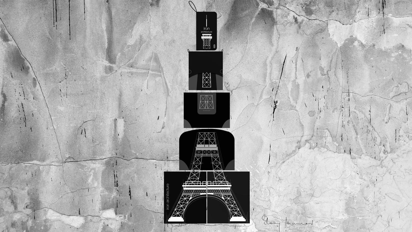 Metamorphosis Tour Eiffel