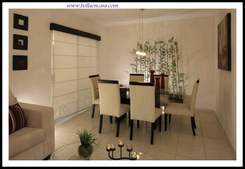Ideas de decoraci n para casas peque as bella en casa - Decoraciones de casas pequenas ...