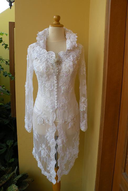Kebaya Modern 2014 ~ Baju Pengantin Model Kebaya Modern