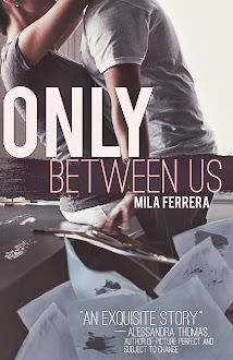 Add Only Between Us (available 9/3/13) to your to-read list on Goodreads!