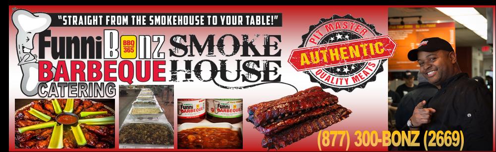 FunniBonz Barbeque SmokeHouse