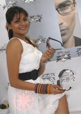 Indian actress Arunima Ghosh
