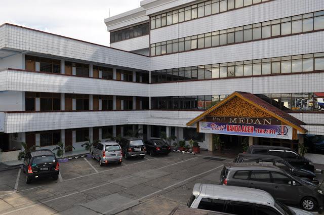 Hotel Medan Banda Aceh