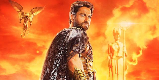 """Confira as artes de personagens do épico """"Deuses do Egito"""", de Alex Proyas"""