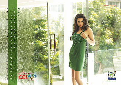 Beautiful Girl Calender 2012 CCl 20 20 calender Girl