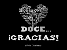 """DOCE GRACIAS"""