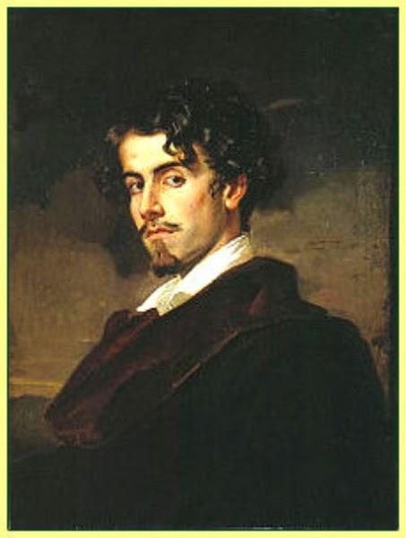 Gustavo Adolfo Becquer.