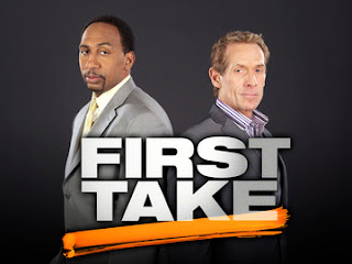 "ESPN's ""First Take"""