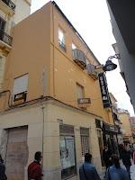 edificio histórico en ruina, calle Compañía 15