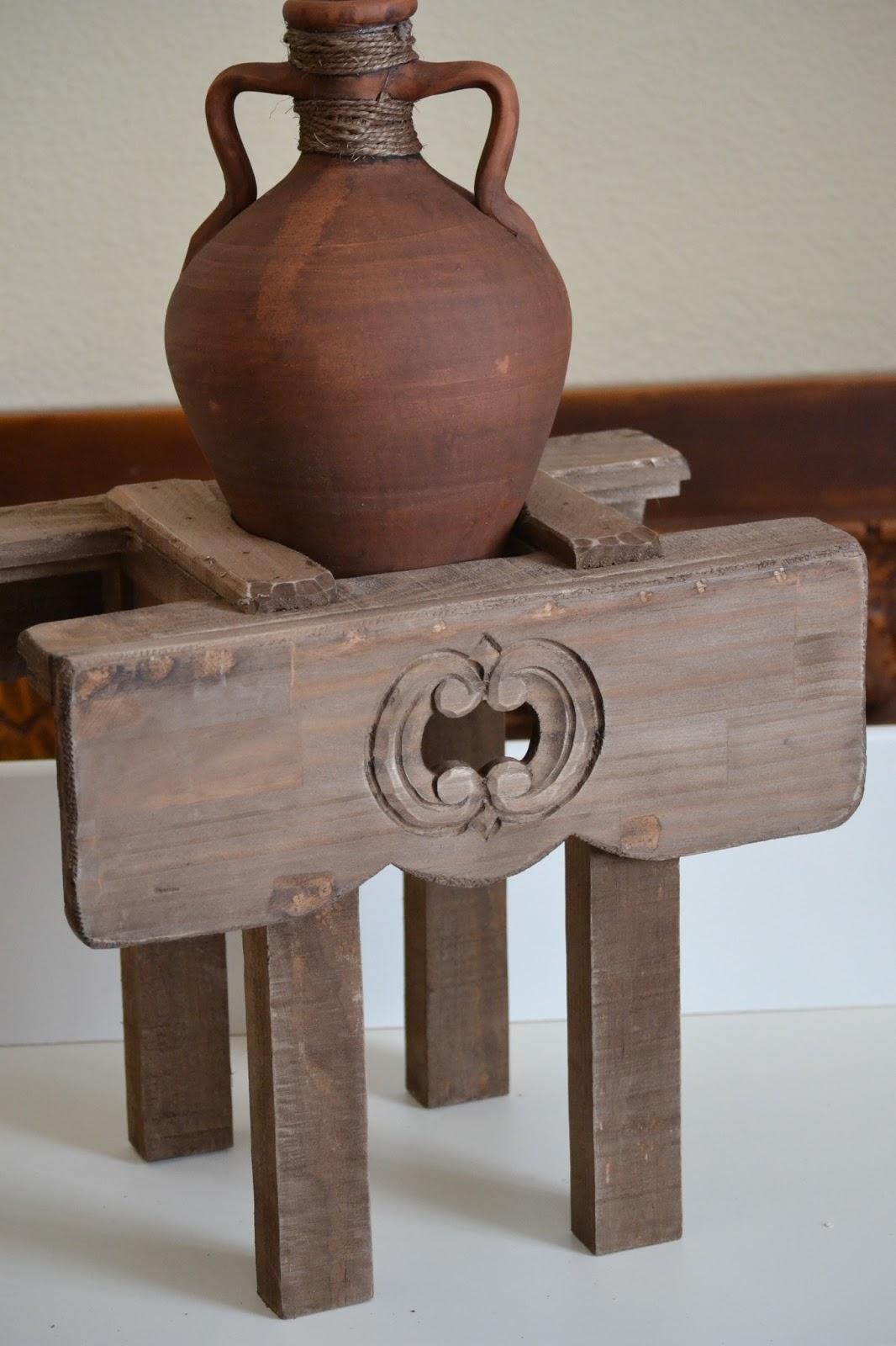 Cosas de madera rusticas beautiful y de ancho cmfenomenal para la decoracion de cocinas y - Cosas de madera rusticas ...