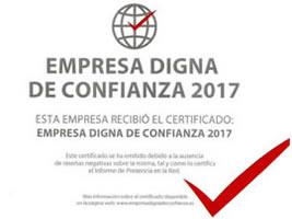 Certificado Digno de Confianza. pdf