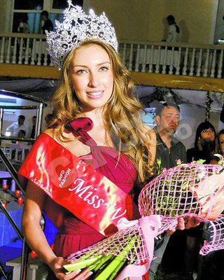 miss world romania 2011 winner alexandra stanescu