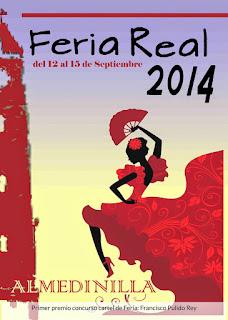 Almedinilla - Feria 2014
