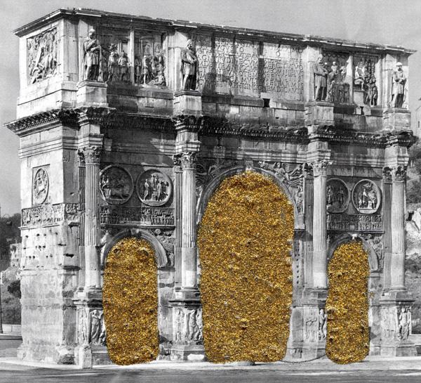 Arch-Of-Constantine---glitter-on-found-print---2013---6,25-x-6,75---002.jpg