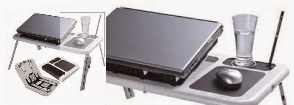 Pilih Meja Laptop Portable Yang Baik dan Ramah Lingkungan