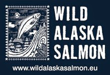 wild alaska salmón