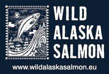 wild alaska salmón