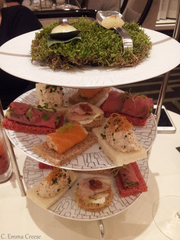 Park Lane - What are the best luxury Afternoon Teas in London