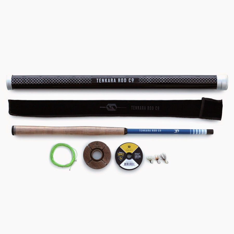 Tenkara Rod Co Backcountry Goat Rod Package