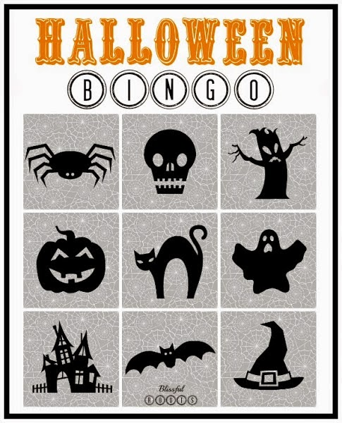 How To Make Halloween Bingo With PicMonkey