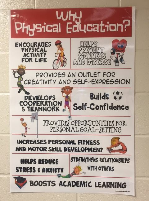 WHY PHYSICAL EDUCATION?
