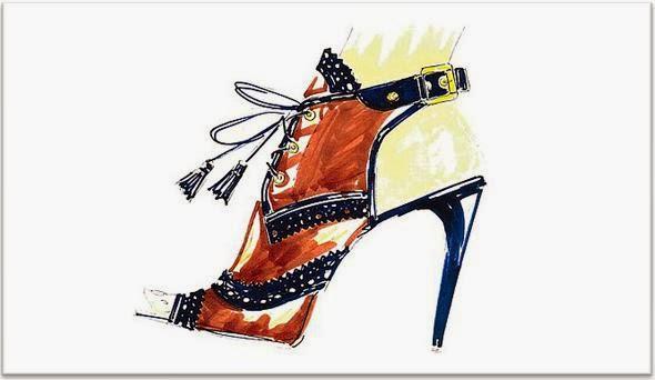 Zapatos Mujer Oscar de la Renta