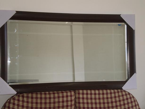 Mahligai ImpianKu: Cermin Dinding