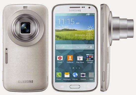 Harga Samsung Galaxy K Zoom Dan Spesifikasi