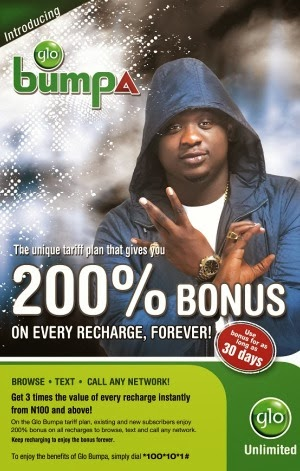 Get Free Airtime With Glo Bumpa Plan