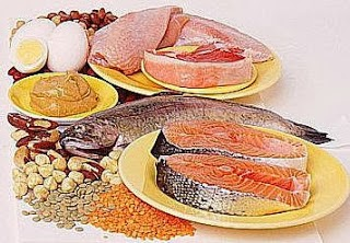 A sample of foods high in vitamin B6