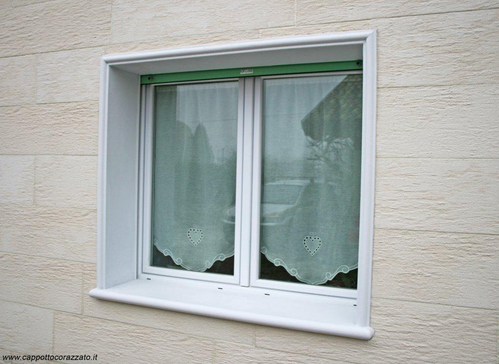 Davanzale termico prolunga soglia isolare con la soglia - Soglie per finestre ...