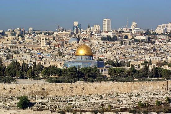 Sejarah Pentingnya Kota Yerusalem Bagi Umat Islam