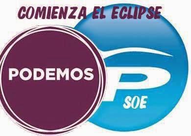 Comienza el Eclipse