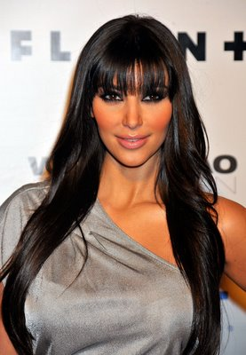 Kardashian Haircut on Kim Kardashian  Kim Kardashian Haircut