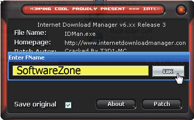 Internet Download Manager 6.15 build 12 Final+Patch