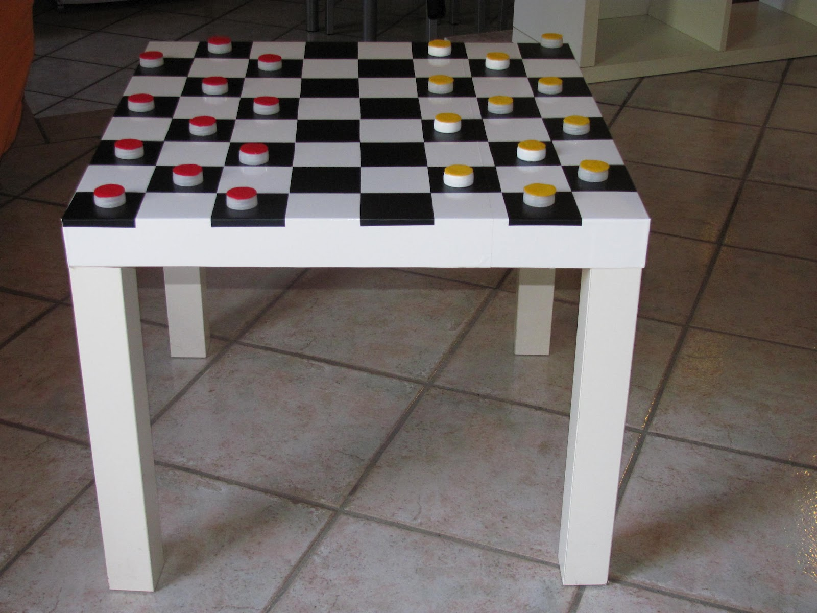Guarda che idea for Tavolino ikea lack