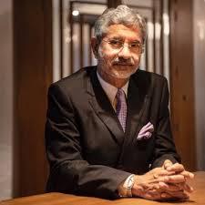 विदेश मंत्री के रूप में डॉ. जयशंकर की  पहली विदेश यात्रा