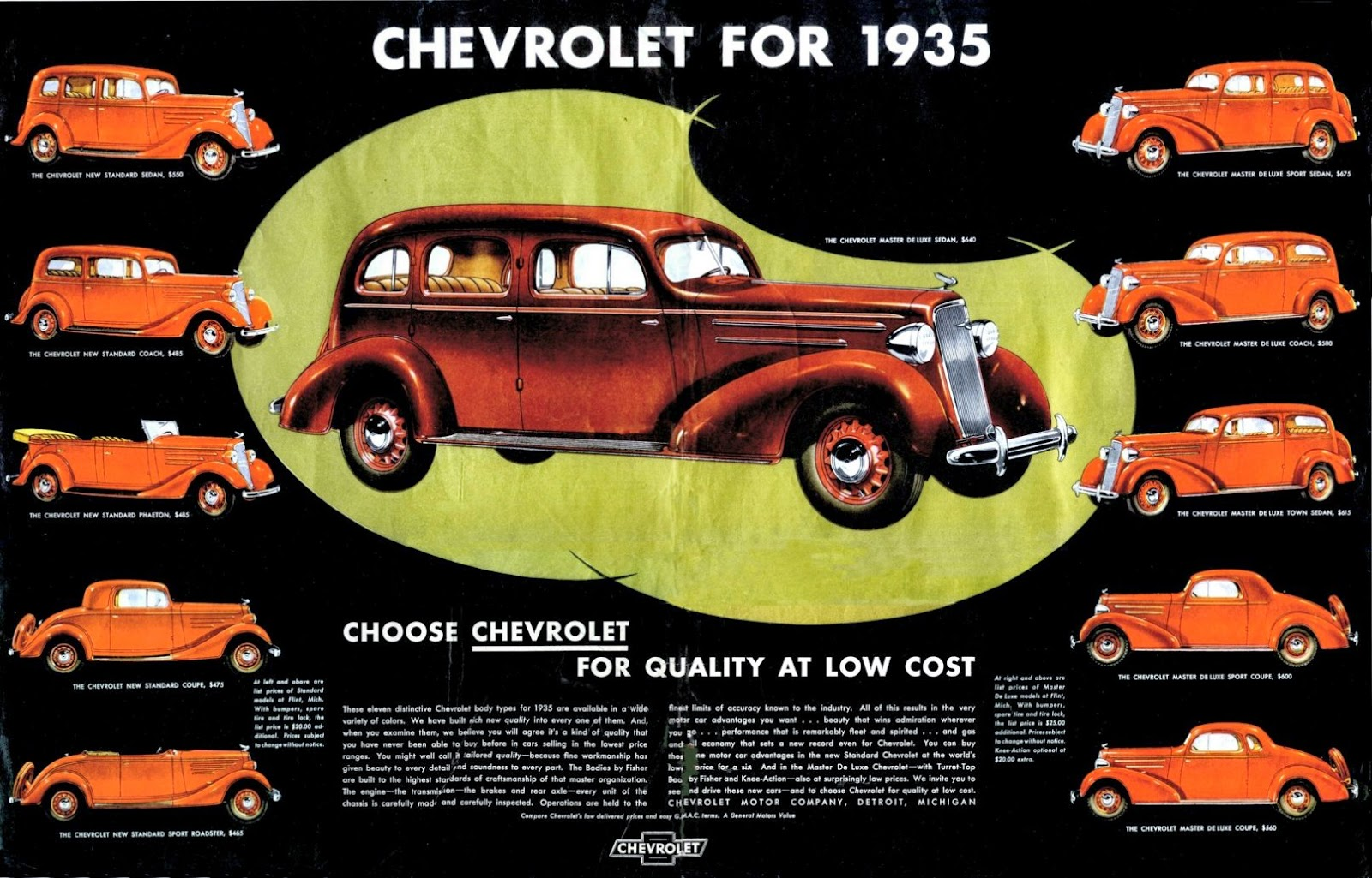 OLD INDONESIAN VEHICLES: Chevrolet 1935