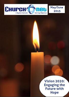 Churchnet Digital Magazine on Vision 2020